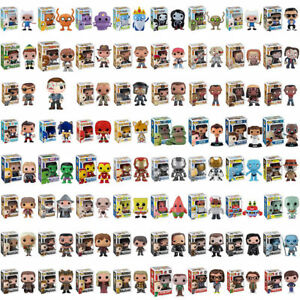 FUNKO-POP-FIGURES-LARGE-COLLECTION-CHOOSE-YOUR-POP-VINYL-UK-SELLER