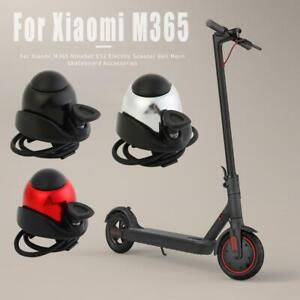 Aluminum-Electric-Scooter-Bell-Horn-for-M365-Ninebot-Skateboard-Accessories