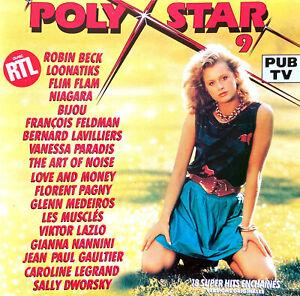 Compilation CD Polystar 9 - France (EX+/EX+)