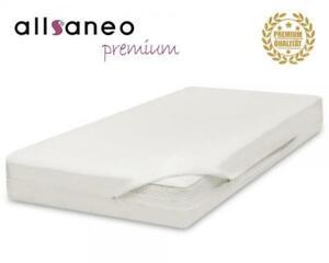 Details Zu Allsaneo Premium Encasing Matratzenbezug 100x200x20 Cm Allergiker Bettwäsche