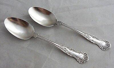 "Antique Gorham Versailles 5-1//8/"" Sterling Silver Small Teaspoon 19g"