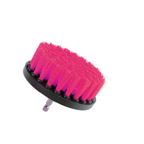 """2/"""" 3.5/"""" 4/"""" Drill Brush Drill Cleaner Brush Attachment Tool Grout Tile Cleaning"""