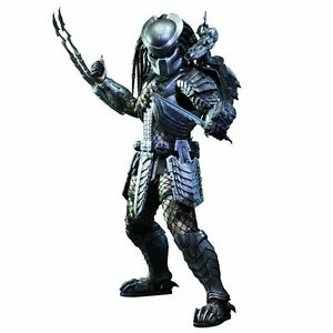 Hot Toys Alien Vs Predator Scar Predator Action Figure Ebay