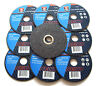 """10 NEIKO 4-1/2"""" CUT-OFF WHEELS DISCS FITS BOSCH ANGLE GRINDER 1/16"""" THICK 10024A"""