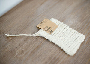 Hydrophil-Biodegradable-Natural-Sisal-Soap-Pouch-Net-Mesh-Foaming-Exfoliator