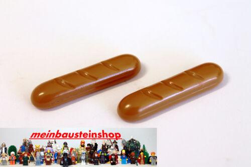 2x lego ® pan nuevo 4342, baguette White Bread 4622738
