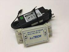 S.I. Tech Optical Repeater Mini Bit-Driver W/ AC Adapter 2062-MM-SM