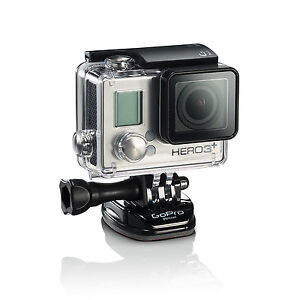 gopro hero 3 silver edition action camera camcorder. Black Bedroom Furniture Sets. Home Design Ideas
