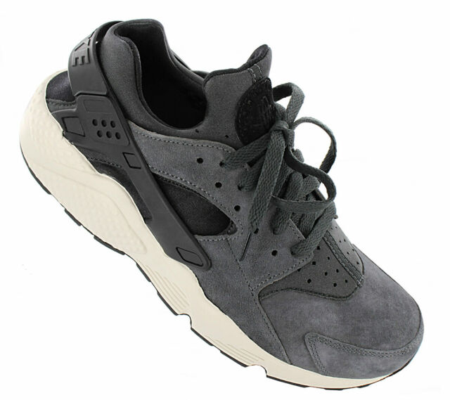 2039ca6f9248 NEW Nike Air Huarache Run Premium 704830-016 Men´s Shoes Trainers Sneakers  SALE