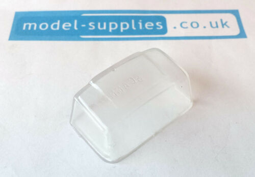 Corgi 1139 1144 1146 1148 1151 Unidad de ventana de plástico transparente reproducción Scammell