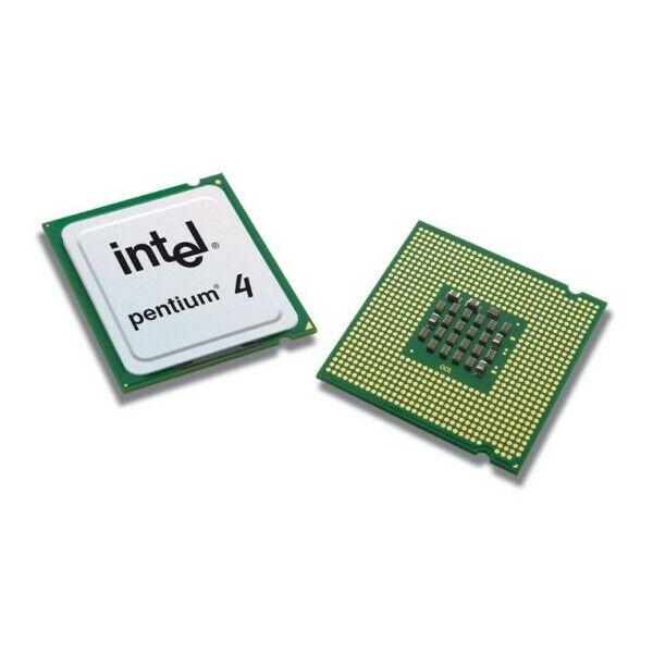 Procesador CPU INTEL Pentium 4HT 520 2.8GHz 1Mo 800Mhz Enchufe LGA775 SL7J5
