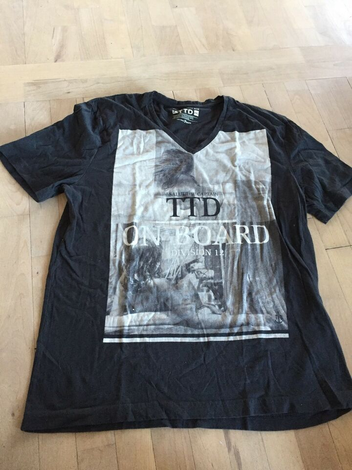 T-shirt, TTD, str. XXL