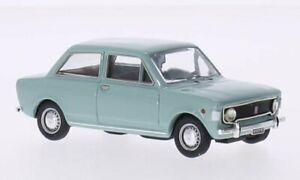 Fiat 128 2 Porte 1969 Azzurro Garda 1:43 Modèle Rio4489 Rio