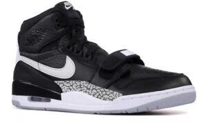 3c795ad3a3bd Air Jordan Legacy 312 - Just Don - Nike Black Grey White Oreo Size ...