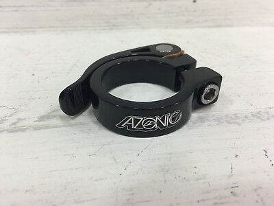 Azonic GONZO Clamp Saddle Clamp Bicycle Saddle Mounting Bike Aluminium 28,6 MM