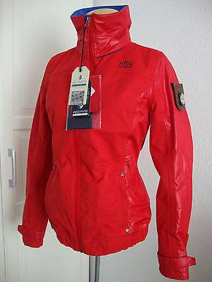 Jacken, Mäntel & Westen Damenmode Vorsichtig Arqueonautas Outdoorjacke Damen Arq-842-461 Jacke Wetterfest Gr.xl Neu+etikett