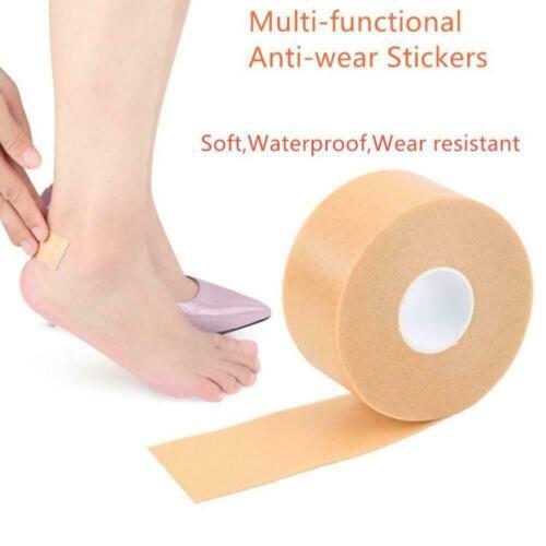 Silikon Gel Fersenkissen Protector Feet Insert Pad Kissen Insole Protector M8J6