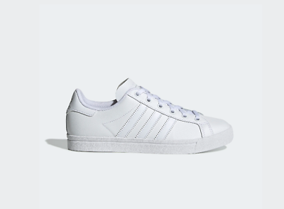 Shoes Adidas Originals Coast Star J W Woman Style Superstar ee9701 White White | eBay