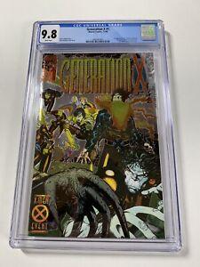 Generation-X-1-Cgc-9-8-White-Pages-X-men-Marvel-Chromium-Cover