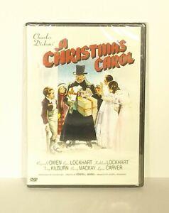 A-Christmas-Carol-DVD-2005-Reginald-Owen-scrooge-NEW-AUTHENTIC-REGION-1