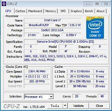 Intel Xeon E5-2698 v4 ES LGA2011-3 20C Compatible with X99 i7-6850K 6900K 6950X