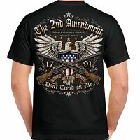 Biker Life Usa Protect Our Rights T-shirt