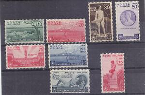 AA371-BIMILLENARIO-NASCITA-DI-ORAZIO-1936-SERIE-NUOVA