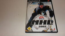 PlayStation 2  PS 2  NHL 2002