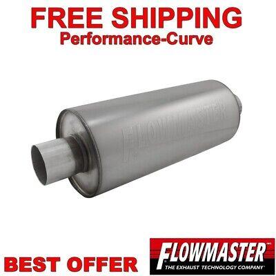 """2.5/"""" 304SS 12514310 Flowmaster Hushpower DBX Muffler"""