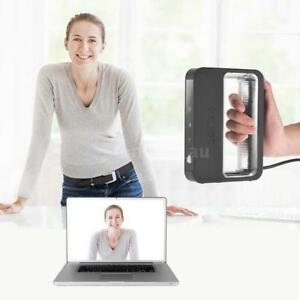 3D Scanner High Precision Handheld Body Face Object Crafts Scan +