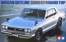 Tamiya 24194 1/24 Scale Model Kit Nissan Skyline KPGC-10 2000 GT-R Hard Top C10