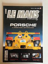 LE MANS RACING N°34 2006 PORSCHE L'AMBITION RETROUVEE