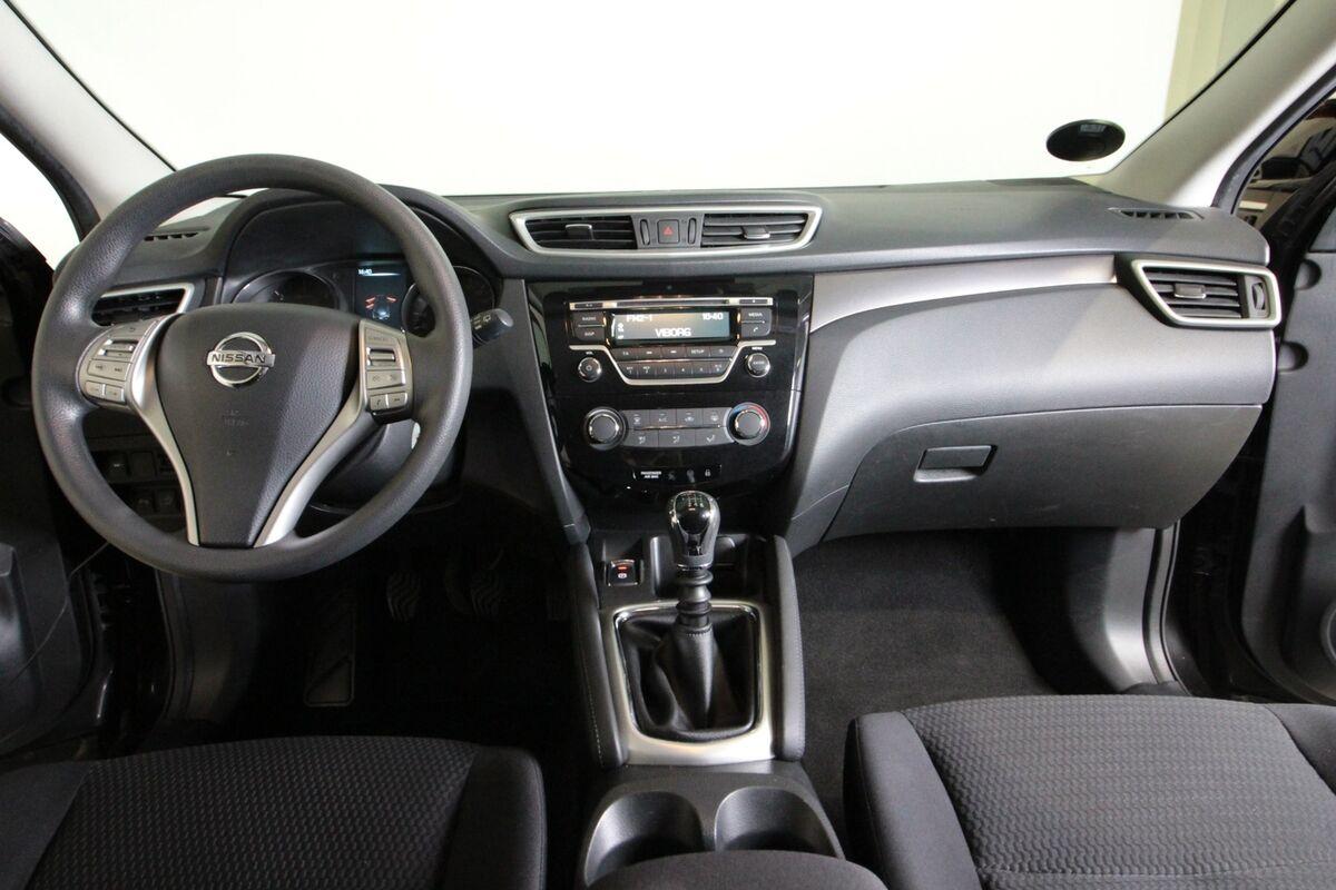 Nissan Qashqai 1,5 dCi 110 Visia
