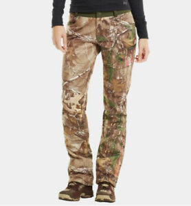 d69752f496cf2 Under Armour Womens 16 Ridge Reaper Scent Control Camo Pant Realtree ...