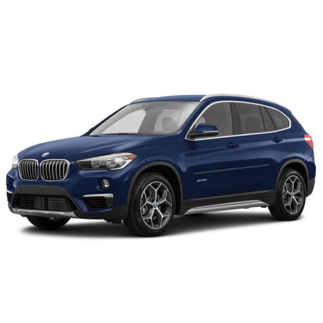 Body Side Moldings Painted Trim Mouldings For BMW X1 2013