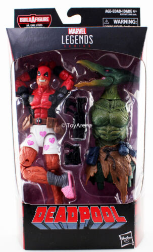 Marvel Legends Deadpool Boxer Shorts Version from BAF Sauron Wave 2 USA IN STOCK