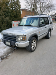 2004 Land Rover Discovery ll SE