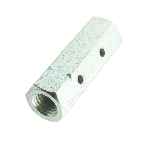 Sechskant-Spannschlossmuttern DIN 1479 Stahl galvanisch verzinkt ÜZ