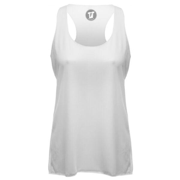 FABTEE – Racer Back Lady Loose Tank Top Shirt Urban Fashion Mode Frauen Lady