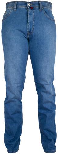 Pierre Cardin Deauville light Summer Blue Messieurs Five Pocket Jeans 3196 7310.02