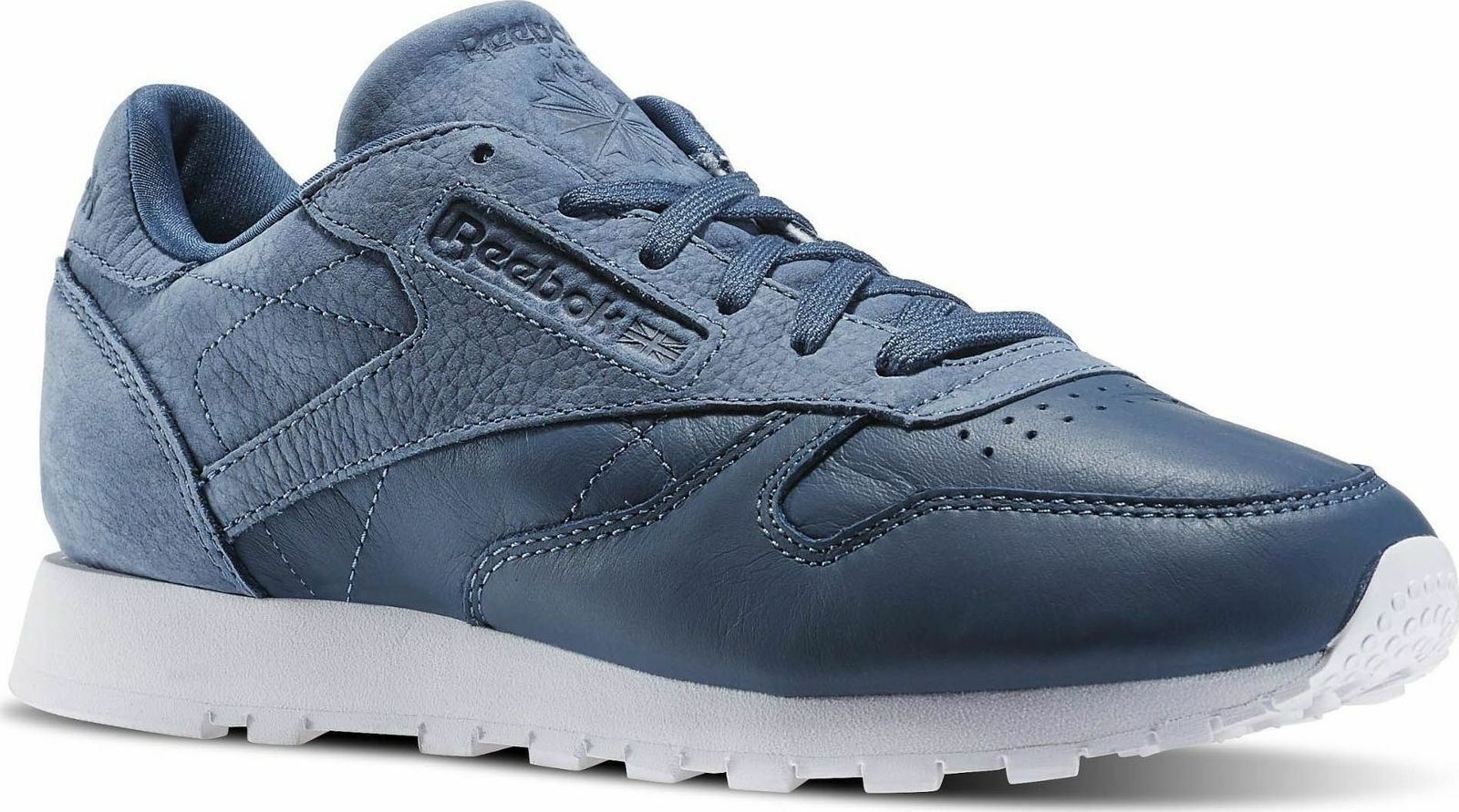 REEBOK CLASSIC LEATHER SEA YOU LATER SIZES WOMENS TRAINERS/RETRO SHOE UK SIZES LATER BLUE ac7f5d