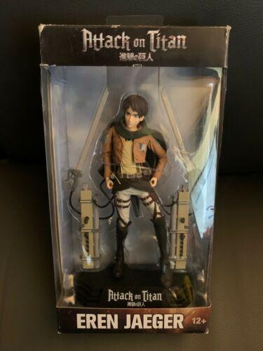 EREN JAEGER Figure Mcfarlane Toys Color Tops #32 Attack on Titan