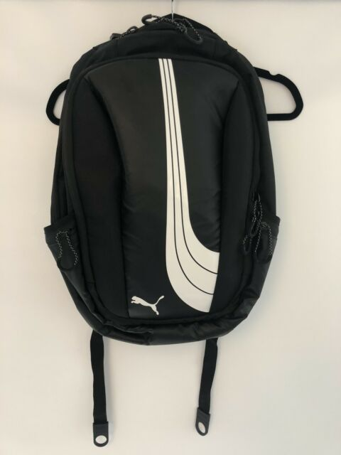 2725f6f3ca7 New PUMA Backpack Computer Bag Black Stealth CE Backpack BKWT AL 4958  89063401