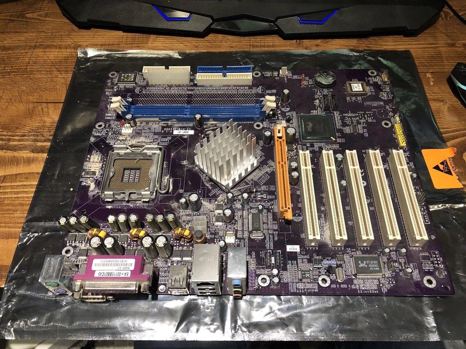 Motherboard ecs driver p4m800-m7