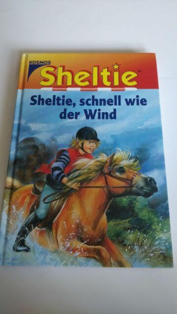 Clover: Sheltie, schnell wie der Wind von Peter Clover (2003, Gebundene Ausgabe)