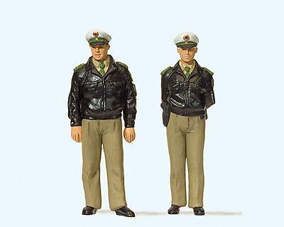 Fiducioso G Poliziotti In Piedi Verde Uniform Preiser 44900 Nuovo!!!-mostra Il Titolo Originale Squisita (In) Esecuzione