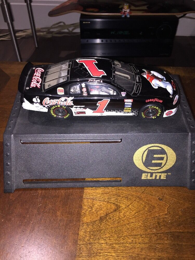 protección post-venta Raro 1 24 Dale Dale Dale Earnhardt Jr  1 Coca Cola Coke Oso Polar 1998 Elite 1 24  ganancia cero