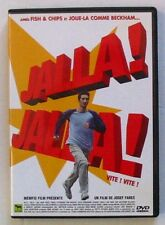 DVD JALLA JALLA - Josef FARES / Torkel PETERSSON / Tuva NOVOTHY
