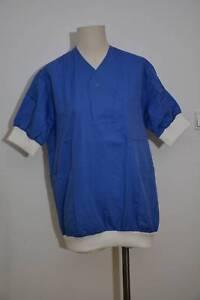Business & Industrie Didi Arbeitsbekleidung Kasack Kfh N200 Baumwolle Adriablau Größe 1 Hospita