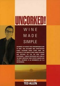 Uncorked: Wine Made Simple DVD